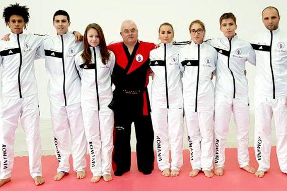 Campioni, vicecampioni mondiali și medaliați cu bronz la Campionatul Mondial de Sport Chanbara